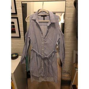 BCBG Max Azria T-shirt Dress - size L fits like M